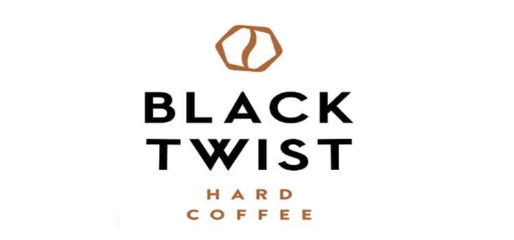 Black Twist Hard Coffee Logo