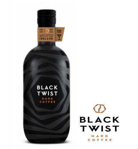 Black Twist Bottle