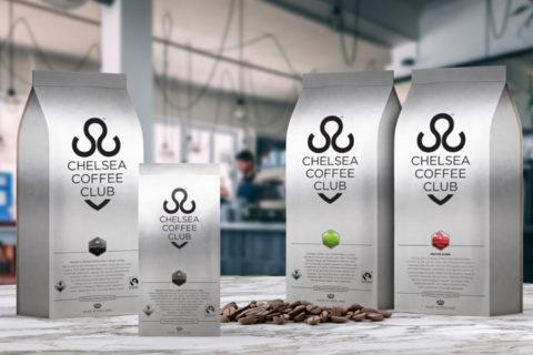 Chelsea Coffee Club Product Range