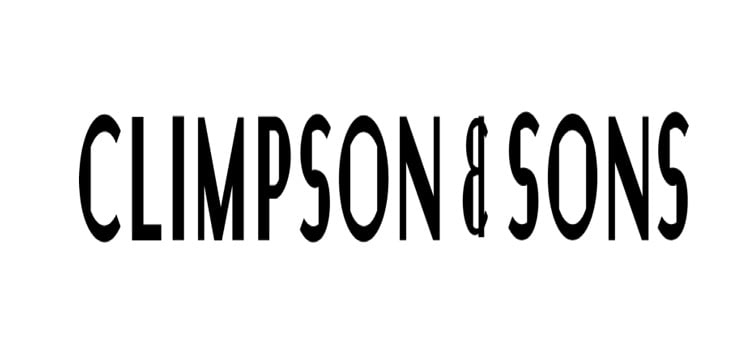 Climpson and Sons Logo