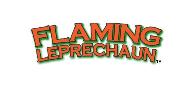 Flaming Leprechaun Logo
