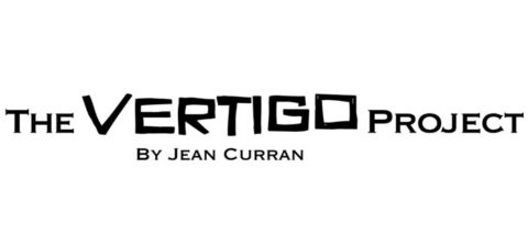 Jean Curran - The Vertigo Project Logo
