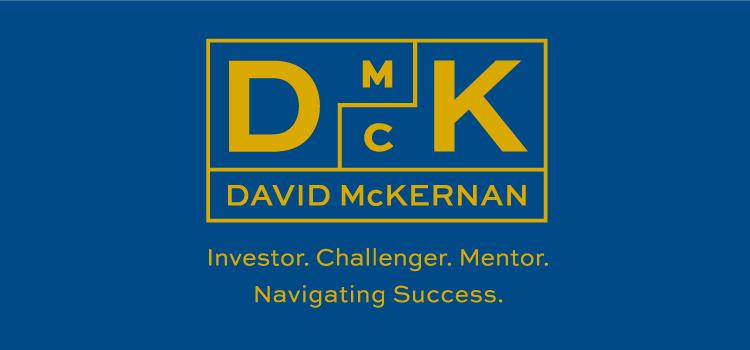 David McKernan Logo
